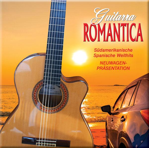 Spanische Musik mit spanischer Gitarre Guitarra Romantica von René el Payo